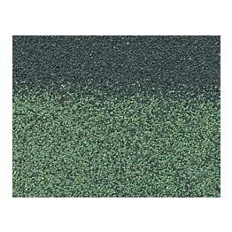 Harja/räystäspala Technonicol Quadrille Nephrite vihreä