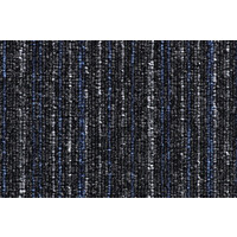 Tekstiililaatta Condor Solid raidalllinen siniharmaa 578 5x500x500 mm