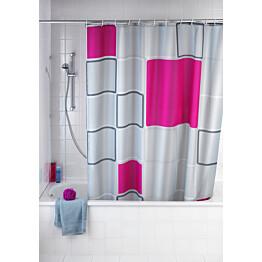 Tekstiilisuihkuverho Wenko Abstract