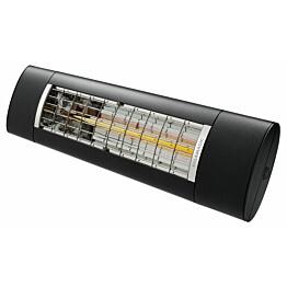Terassilämmitin Solamagic 2500 Premium ARC tehonsäädöllä ja kaukosäätimellä antrasiitti