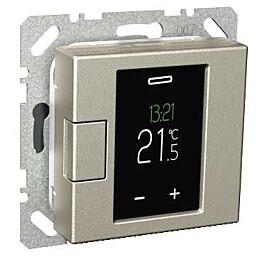 Termostaatti Schneider Electric WTH16 16A USE IP20 VAL viikko-ohjelmoitava metalli Exxact