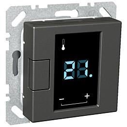 Termostaatti Exxact 16A antrasiitti 2622112