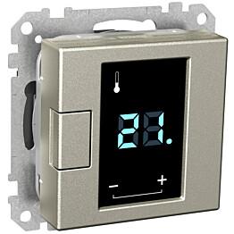 Termostaatti Exxact 16A metalli 2622113