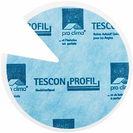 Tiivistyskappale Tescon Tango 60mm sisänurkan tiivistämiseen 20 kpl/pss