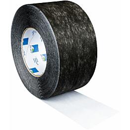 Tiivistysteippi Tescon Invis 100mm x 30m musta tuulensuoja- ja yleistiivistysteippi