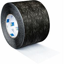 Tiivistysteippi Tescon Invis 150mm x 30m musta tuulesuoja- ja yleistiivistysteippi
