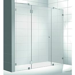Kylpyhuoneen tilanjakaja Satiini Elegance 07 mittatilaus