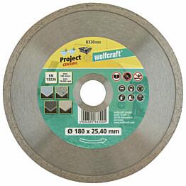 Timanttilaikka Wolfcraft 8330000 Pro Ceramic 180 mm
