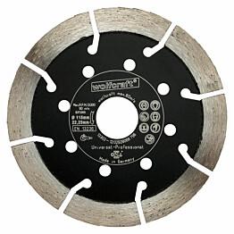 Timanttilaikka Wolfcraft 8372000 Expert Universal 115 mm
