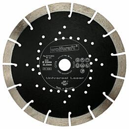 Timanttilaikka Wolfcraft 8375000 Expert Universal 230 mm