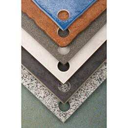 Timanttipinnotteinen reikäsahanterä Ceramic, ø18mm, leikkaussyvyys 45mm