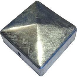 Tolpanhattu Hortus, 71x71mm, galvanoitu