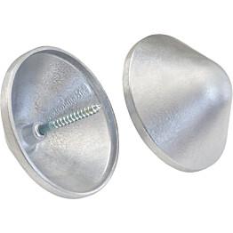 Tolpanhattu Kokille Cone 150, Ø150mm, alumiinivalu