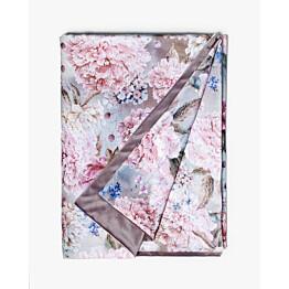 Torkkupeitto Lennol Diana, 125x170cm, monivärinen, roosa Melanie-vuori