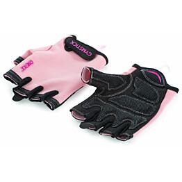 Treenihanskat Gymstick Training Gloves S pinkki/musta