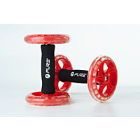 Treenirulla Pure2Improve Core Training Wheels 2 kpl/pkt