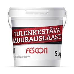 Tulenkestävä muurauslaasti Fescon TKM 5 kg