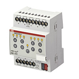 Tuloyksikkö ABB KNX - 8*12-230VAC/DC