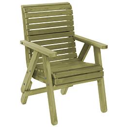 Elli-tuoli N117 on varustettu jatkojaloilla