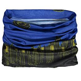 Tuubihuivi Dimex 4265+ musta/sininen
