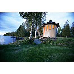 Tynnyrisauna Oskar ARCTIC FINLAND HOUSE Ø 2.3x2.3 m