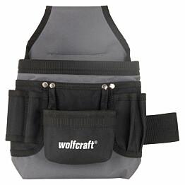 Työkalulaukku Wolfcraft 5584000 vyö/hihnakiinnitys