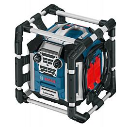 Työmaaradio/laturi Bosch GML 50 Power Box 50W