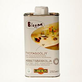 Työtasoöljy Liberon Bloom 250 ml väritön (052341)