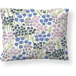 Tyynyliina Finlayson Armas 50x60 cm valkoinen/lila/sininen