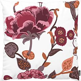 Tyynynpäällinen Vallila Halva 43x43cm punainen