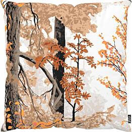 Tyynynpäällinen Vallila Harmonia 43x43cm oranssi