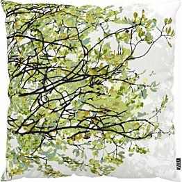 Tyynynpäällinen Vallila Havina 43x43cm vihreä