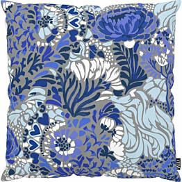 Tyynynpäällinen Vallila Napolinlahti 43x43cm sininen