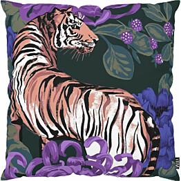 Tyynynpäällinen Vallila Tiikerinmarja 43x43cm violetti