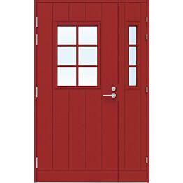 Ulko-ovi levikkeellä Pihla Termo S23 mittatilaus