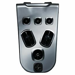 Ulkoporealtaan selkäosa Villeroy & Boch JetPak Versa Premium Line ja Comfort Line altaisiin