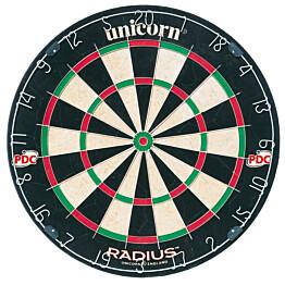 Unicorn Radius darts-taulu