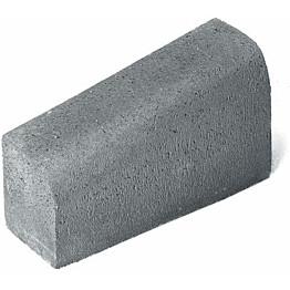 Upotettava madalluskivi Rudus H10 vasen 500x170x300 mm sileä harmaa