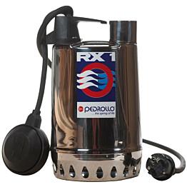 Uppopumppu Pumppulohja Pedrollo RXm1 A