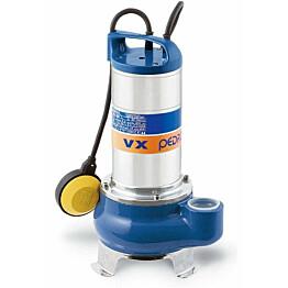 Uppopumppu Pumppulohja Pedrollo VXm 10/50 Vortex