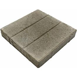 Urallinen betonilaatta Rudus 300x300x50mm harmaa