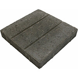 Urallinen betonilaatta Rudus 300x300x50mm musta