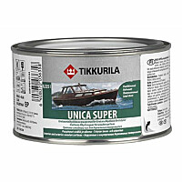 Uretaanialkydilakka Unica Super 0,225 l puolihimmeä