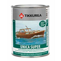 Uretaanialkydilakka Unica Super 0,9 l puolihimmeä