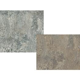 Välitilan laminaatti Westag & Getalit AG Harmaa sementti / Ruskea sementti 4100x660x3 mm