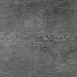 Välitilan laminaatti Westag & Getalit AG tummanharmaa ornamentti 650 x 3650 x 3 mm