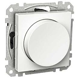 Valkoinen valonsäädin/kytkin Exxact 630RC UKR 2622171
