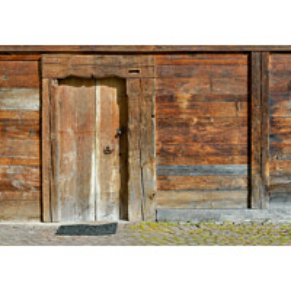 Valokuvatapetti Idealdecor Digital Swiss Chalet Facade 4-osaa 5182-4V-1 254x368 cm
