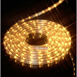 Valoletku System LED Extra 14,4W 180 valoa 6 m lämmin valkoinen