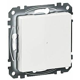 Valonsäädin/LED-painikesäädin Schneider Electric Wiser Exxact 200W RCL UKR valkoinen